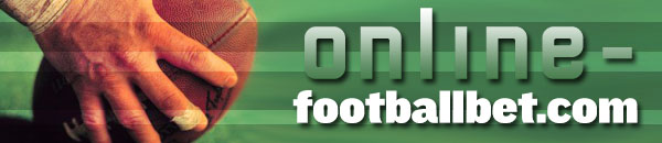 online bet on football